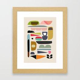 Nord Framed Art Print