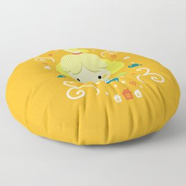 Animal Crossing: Isabelle Floor Pillow
