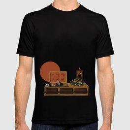 Cool Cat Funeral T-shirt