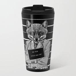 Mr fox.. Travel Mug