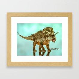 Zuniceratops Framed Art Print