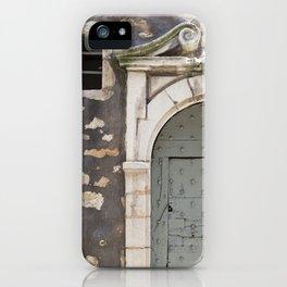 Beautiful Door iPhone Case