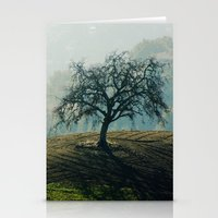 serenity Stationery Cards featuring Serenity by Monica Ortel ❖