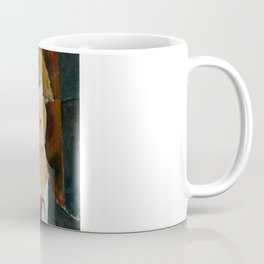 "Amedeo Modigliani ""Madame Kisling""(1917) Coffee Mug"