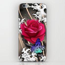 Rose Tattoo iPhone Skin
