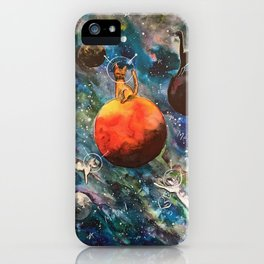 Space Catz iPhone Case