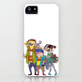 Grown Up iPhone Case