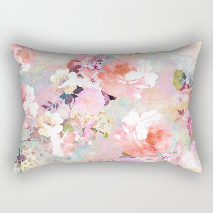 Love of a Flower Rectangular Pillow