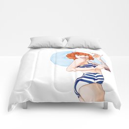 Summer is here Comforters