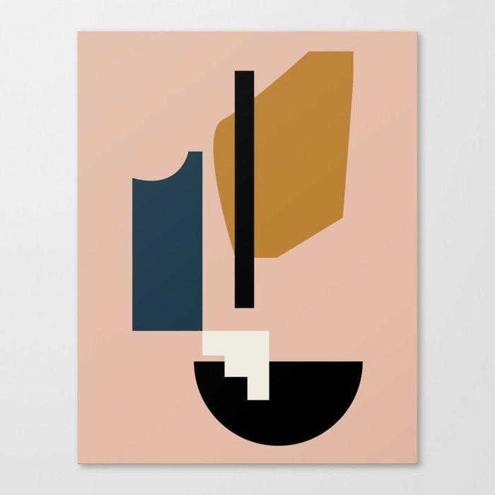 Shape study #2 - Lola Collection Leinwanddruck