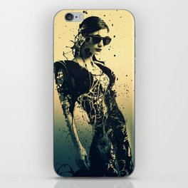 Beauty Echoes iPhone Skin