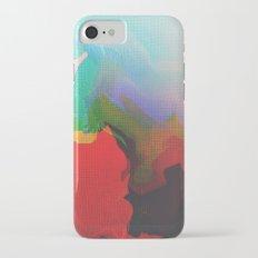 Glitch 14 iPhone 7 Slim Case