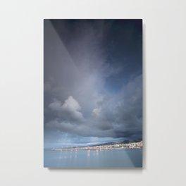 Port of Rethymno Metal Print