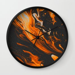 LEARNED TO LOSE YOU Wall Clock