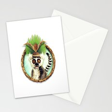 King Julian Stationery Cards