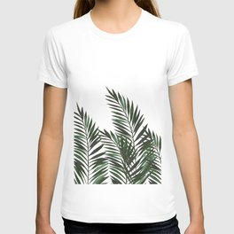 Palm Leaves Green T-shirt