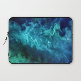 The Art of Nature - Churning in the Chukchi Sea Laptop Sleeve