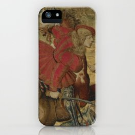 Hunt of Maximilian 2 iPhone Case