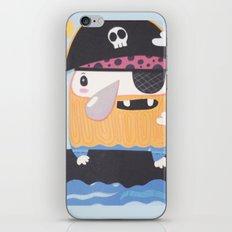 Pirate Pete iPhone & iPod Skin