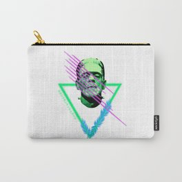 Vaporwave Frankenstein Synth Cyberpunk  Carry-All Pouch