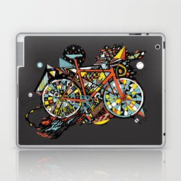 FIX TRIP ~ BLACK Laptop & iPad Skin