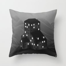 Hotel Throw Pillow