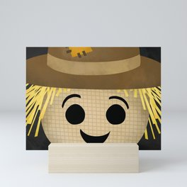 Scarecrow Mini Art Print