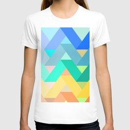 Chevron chevron T-shirt