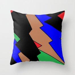 Pattern0002 Throw Pillow