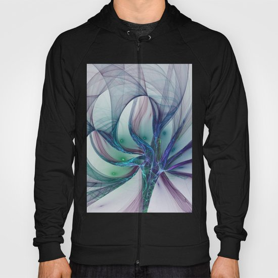 Fine Art Abstract Hoody