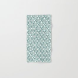 Star Block Print Hand & Bath Towel