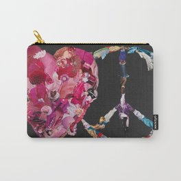 Song of Love and Peace Carry-All Pouch