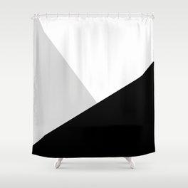Monochromatic Shower Curtain