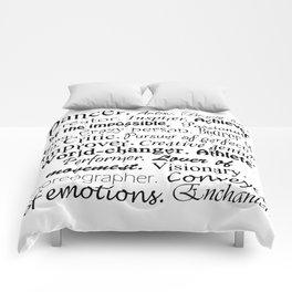 Dancer Description Comforters