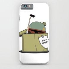 Boba Fett BOX iPhone 6s Slim Case