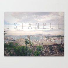 Country Series - Istambul Canvas Print