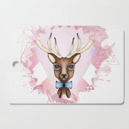 Pink Deer - Ciervo Rosa Cutting Board