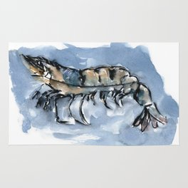 Watery Shrimp Rug