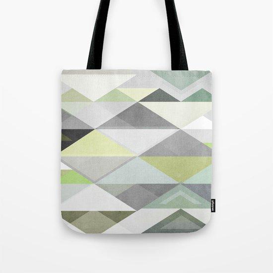 Nordic Combination III Tote Bag