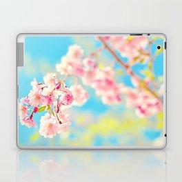 Spring Cherry Blossom Laptop & iPad Skin