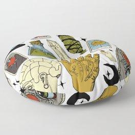 Fortune Teller Starter Pack Color Floor Pillow