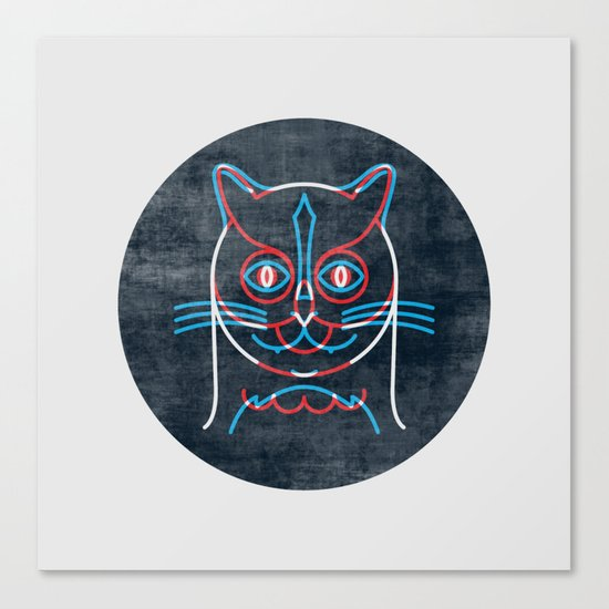 The Pussycat and The Owl Canvas Print