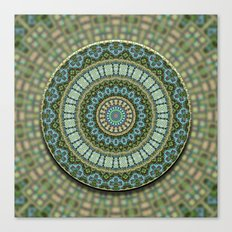 Medallion Canvas Print
