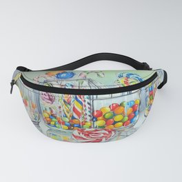 CANDY TEMPTATION Fanny Pack