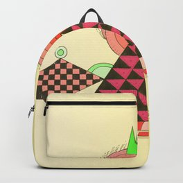 El Gallo Punk Backpack