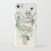 spirited away iPhone & iPod Cases featuring spirited away by Manoou