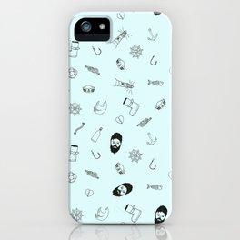 Sailor's Stuff iPhone Case