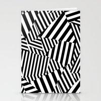 vertigo Stationery Cards featuring Vertigo by Y A Y