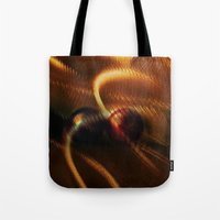 anonymous Tote Bags featuring Anonymous  by Irène Sneddon