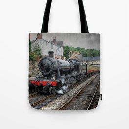 British Steam Loco Tote Bag